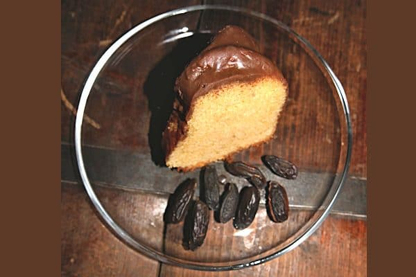 Eierlikör-Tonka Kuchen